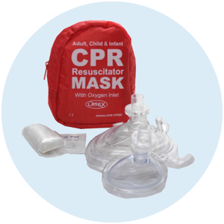 First Aid CPR and Rescue Supplies