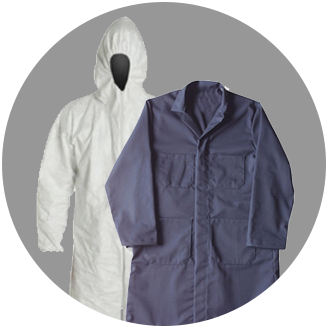 Protective Clothing, Safety Gear and Supplies