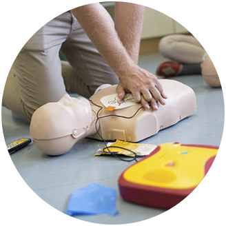 First Aid Heartsaver CPR AED Bloodborne Pathogens Courses