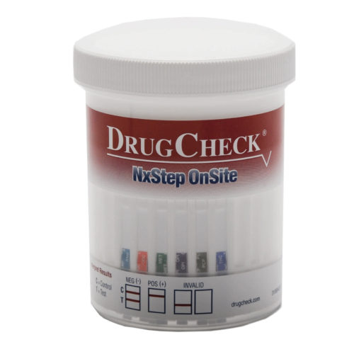 Drugcheck Drug Test Cup 6 Panel