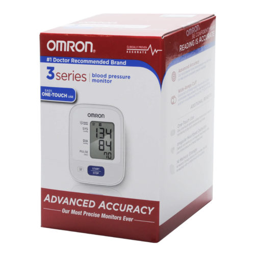 Omron Blood Pressure Monitor Series 3