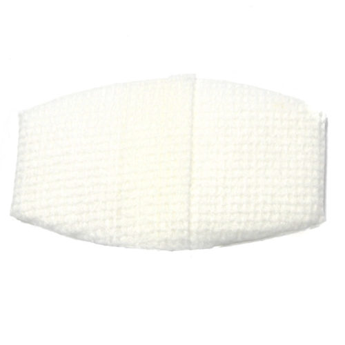 Eye Pads Oval Sterile Each
