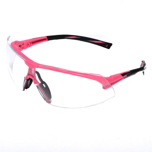 Onix Safety Glass Pink/Black #SP4910S Each