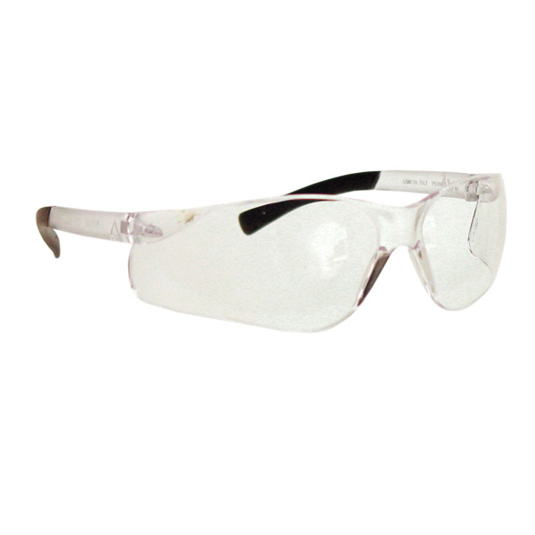 Ztek Safety Glass Clear Lens