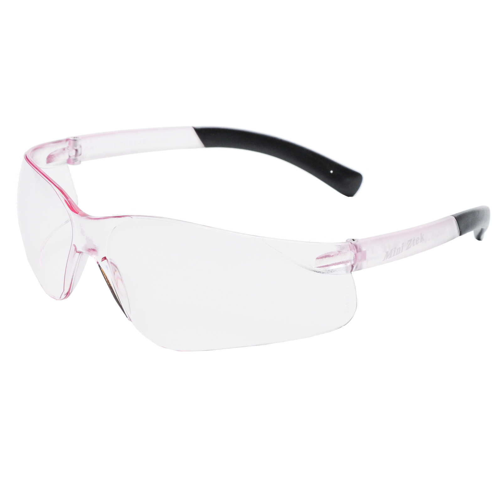 Ztek Mini Pink Safety Glass Each