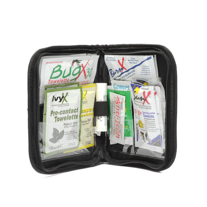 Cortex Outdoor Skin Protection Kit With Case And Belt Hook Complete