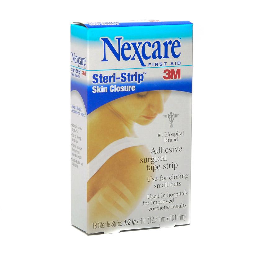 3m Steri Strip Skin Closures 1/2 x 4~ 18/pkg