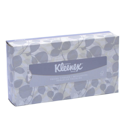 Kleenex Tissue 125/box