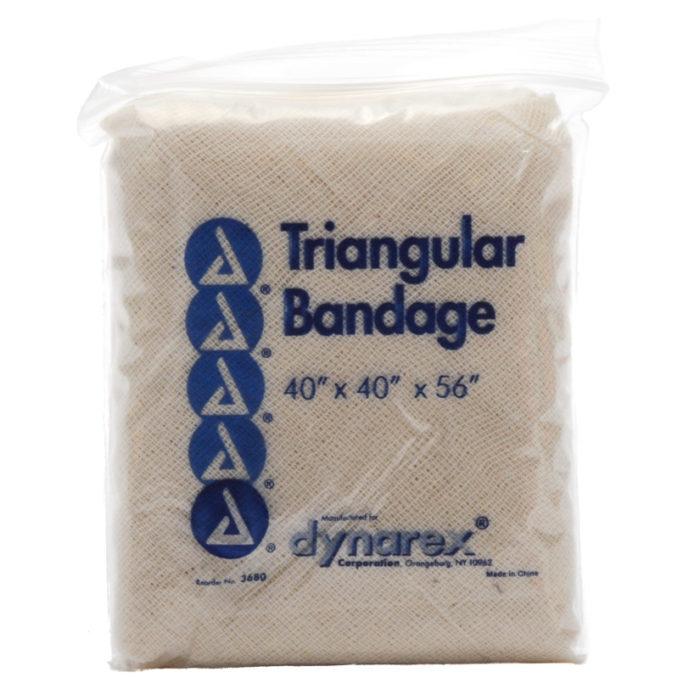 Muslin Triangular Bandage 40'' Non Sterile Each