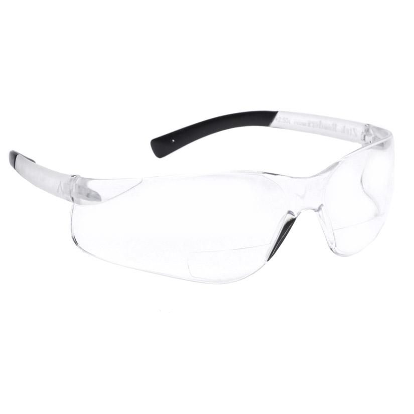 ifocal Safety Glasses Pyramex Ztek Clear Lens