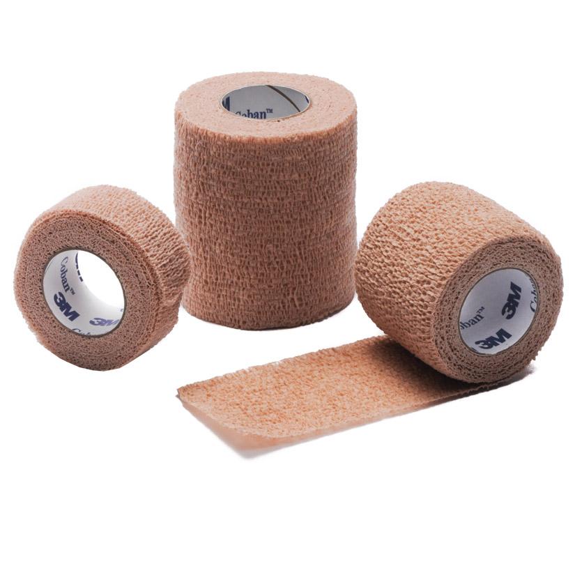 3m Coban Elastic Wrap Bandage Roll
